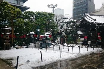 雪の豊川稲荷1.JPG